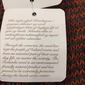 Accessories - NWT Varma Iceland Wool Scarf